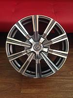 Диски Lexus LX 570 NEW R20! Оригинальные параметры.