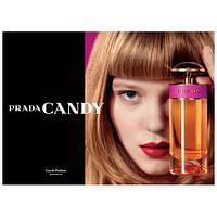 Женская парфюмированная вода Prada Candy Prada, 80 мл