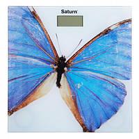 Весы напольные SATURN ST-PS0282 Butterfly New , весы бытовые