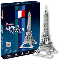 Трехмерная модель Эйфелева башня №2, CubicFun (C705h)