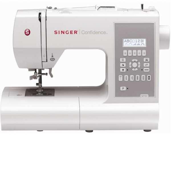 Компьютерная швейная машина Singer Confidence 7470