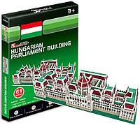 Трехмерная модель Венгерский парламент мини, CubicFun (S3032h)