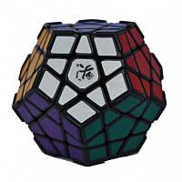 Игрушка-головоломка DaYan Megaminx I stickerless white with corner ridges;12-solid-color (DYMX121)