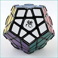 Игрушка-головоломка DaYan Megaminx I with corner ridges;black (DYMX101)