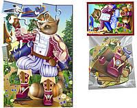 Игра-пазл Кот в сапогах, 24 эл., Energy Plus (6770576)
