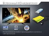 "LED Телевізор DEX 39"" LE3955Т2, фото 5"