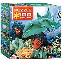 "Пазл ""Морской риф"" (100 эл.), EuroGraphics (8104-0627)"