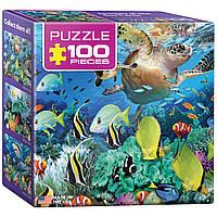 "Пазл ""Путишествие морской черепахи"" (100 эл.), EuroGraphics (8104-0626)"