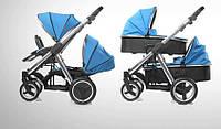 Универсальная коляска 2 в 1 для двойни BabyStyle Oyster Max Tandem