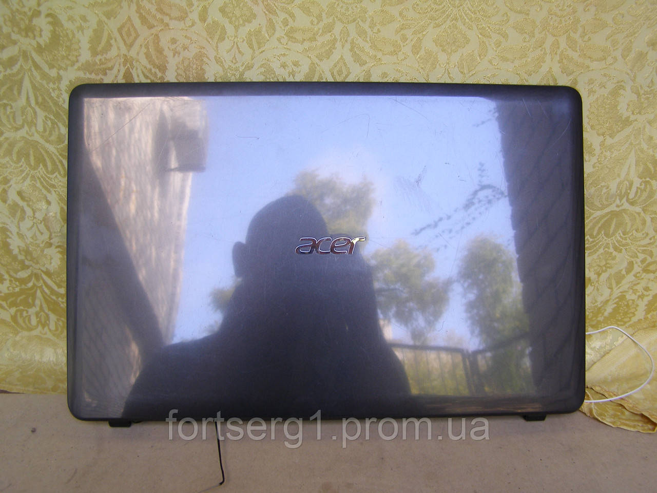 Крышка матрицы ноутбука acer aspire e1 q5wph