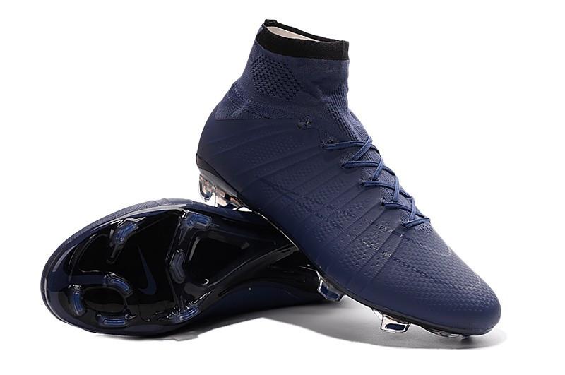 362500636d28a2 Футбольные бутсы Nike Mercurial Superfly 2016 FG Navy Blue купить в ...