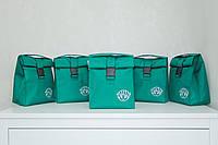 Корпоративный подарок логотип сумки термо