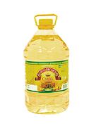Подсолнечное масло рафинированное 5 л Королівський Смак 906382