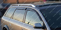 Ветровики окон Ауди А6 Авант (дефлекторы боковых окон Audi A6 Avant)