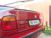 Спойлер сабля тюнинг BMW E34 стиль M