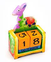 Календарь на стол Жираф