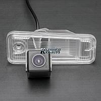 Камера заднего вида Hyundai SantaFe 2014-2016