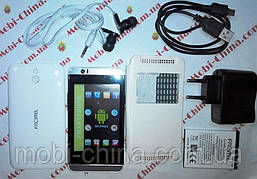 "Смартфон FaceTel T8 duos 3.5"", Android, WiFi (копия HTC ONE mini) , фото 3"