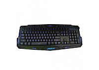 Игровая клавиатура с подсветкой Atlanfa Tricolor M200     . t-n