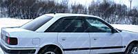 Ветровики окон Ауди 100 (дефлекторы боковых окон Audi 100)