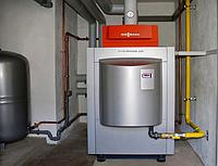 Монтаж и обвязка газового конденсационного котла