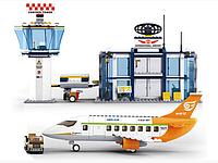 Конструктор для детей «Авиация» 678 деталей SLUBAN M 38-B 0367
