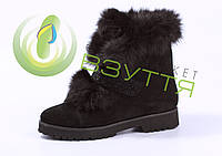 Зимовий жіночі черевики 36,39 розміри, фото 1