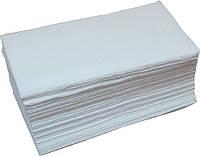 Бумажные полотенца листовые, целлюлозные. V-150.