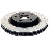 Усиленный вентилируемый тормозной диск DBA для LEXUS GS300 -06/IS350 07+ задний