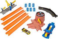 Hot Wheels взрывная миссия Track Builder Blast Mission Track Set