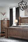Кровать из массива дерева 070, фото 2
