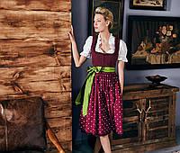 Национальное немецкое платье