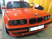 Клыки докладка губа тюнинг обвес BMW E34 стиль 540
