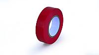 Изолента красная 18 мм*20 м