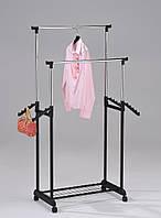 Вешалка стойка для одежды W-70