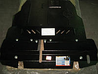 Защита картера двигателя на Mitsubishi Outlander с 2003-2010 гг.