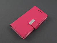 Чехол Rich Diary для Samsung Galaxy J1 2016 J120h розовый
