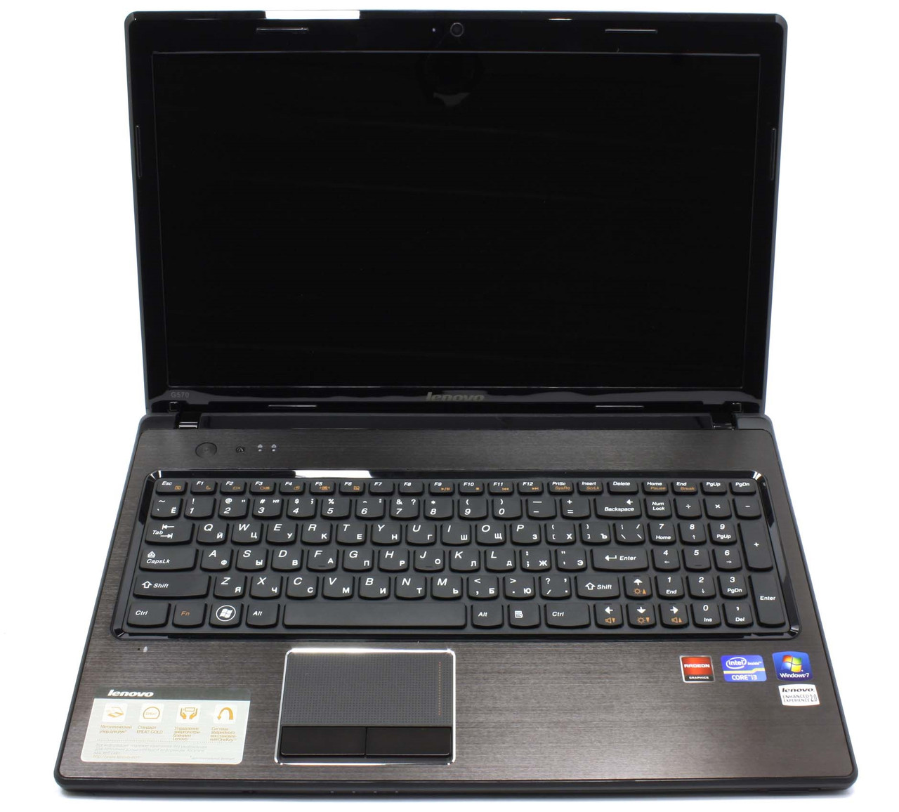 Ноутбук бу Lenovo G570 Core i3 2350M 2.3GHz/4 Gb/500 Gb