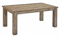 Стол кухонный обеденный из массива дерева 053