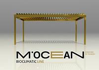Биоклиматическая алюминиевая пергола M'Ocean Line