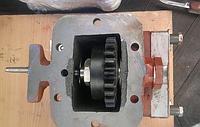 Коробка отбора мощности КОМ ГАЗ-3309, ГАЗ-4301 под НШ