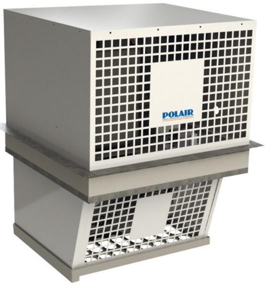 Моноблок потолочный Polair MM 109 ST