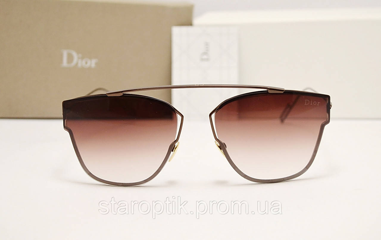 Женские солнцезащитные очки Dior 0204 s - Star Optik в Одессе eed20c8d185c8