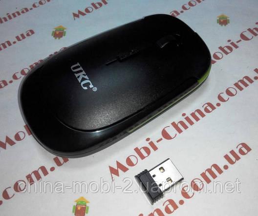 Мышь беспроводная в стиле rapoo UKC MOUSE 3600 black, фото 2
