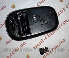 Мышь беспроводная в стиле rapoo UKC MOUSE 3600 black, фото 3