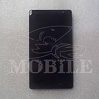 Модуль Nokia X2 Dual Sim в рамке black h.c.