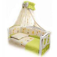 Детский постельный комплект Twins Comfort С-002 Африка, зеленый