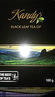 Черный листовой чай Kandy*s black leaf tea 100 гр