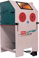 Инжекторная пескоструйная кабина Elch 100, производства компании SAPI, ФРГ