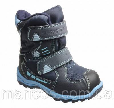 a99eec9be583fd Зимние термо ботинки (сапоги) Flamingo DС3502 - Салон-магазин новых и  комисcионных товаров